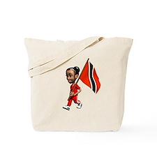 Trinidad and Tobago Girl Tote Bag