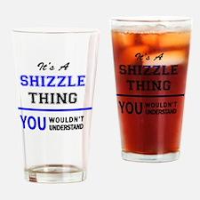Unique Shizzle Drinking Glass
