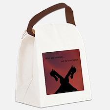 Viking Rising Canvas Lunch Bag