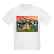 Fantasy Land Golden T-Shirt