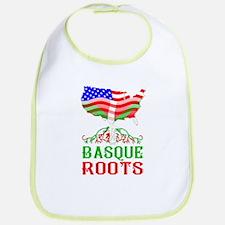 Basque American Roots Bib