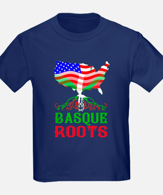 Basque American Roots T-Shirt