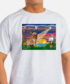 Magical Night Golden T-Shirt