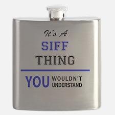 Unique Siff Flask