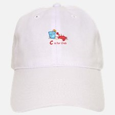 CRAB ON BEACH Baseball Baseball Baseball Cap