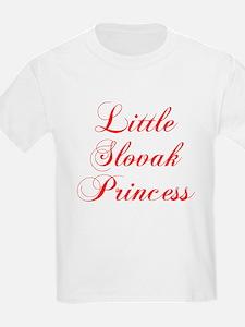 Little Slovak Princess T-Shirt