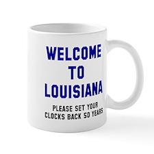 Welcome to Louisiana Mug