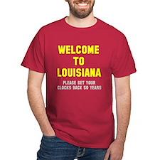 Welcome to Louisiana T-Shirt