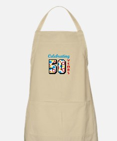 CELEBRATING FIFTY Apron