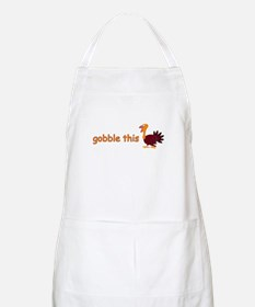 Gobble This BBQ Apron