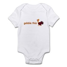 Gobble This Infant Bodysuit