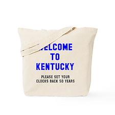 Kentucky Tote Bag