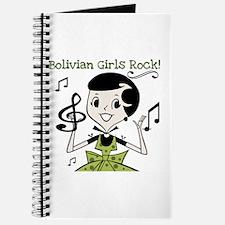 Bolivian Girls Rock Journal