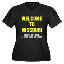 Missouri Plus Size T-Shirt
