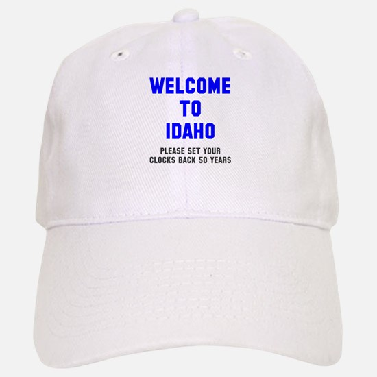 Idaho Baseball Baseball Baseball Cap