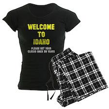 Idaho Pajamas