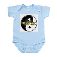 Tae Kwon Do Infant Creeper