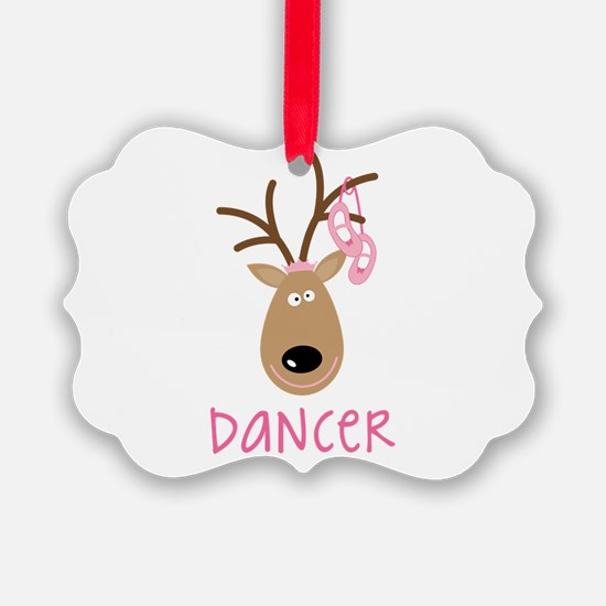 DANCER Ornament