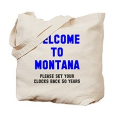 Montana Tote Bag