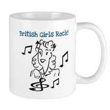 British Girls Rock Mug