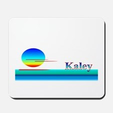 Kaley Mousepad