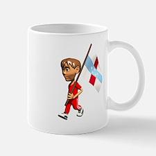 Netherlands Antilles Boy Mug