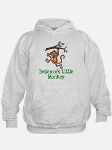 Bestemor's Little Monkey Hoodie