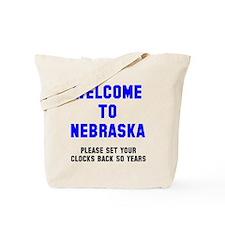 Cute Welcome back Tote Bag