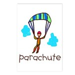 Kid Art Parachute Postcards (Package of 8)