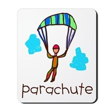 Kid Art Parachute Mousepad