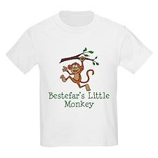 Bestefar's Little Monkey T-Shirt