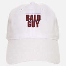 Don't Piss Off the Bald Guy Baseball Baseball Cap
