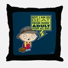 Family Guy Stewie Adult Throw Pillow