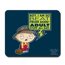 Family Guy Stewie Adult Mousepad