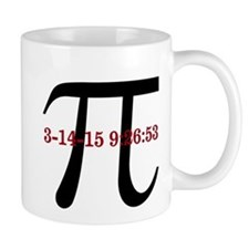 Pi Day Mug Mugs