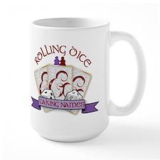 RDTN Logo Mugs