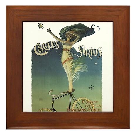 Sirius Framed Tile