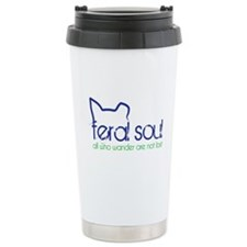 Funny Education Travel Mug