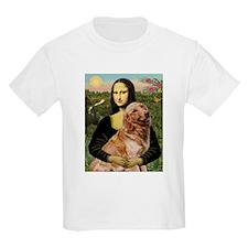 Mona's Golden T-Shirt
