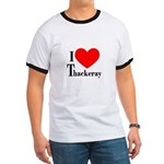 I Love Thackeray Ringer T