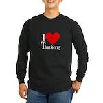 I Love Thackeray Long Sleeve Dark T-Shirt