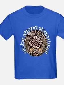 Gaelic Celtic Design T