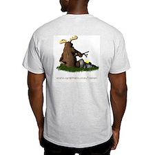 Moose Camping T-Shirt