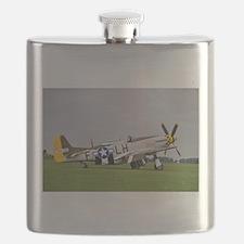 Cute Military wwii Flask