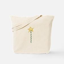 SPARSE CHRISTMAS TREE Tote Bag