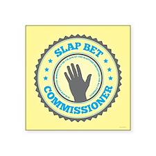 "HIMYM Slap Bet Square Sticker 3"" x 3"""