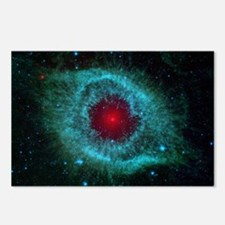 Helix Nebula Postcards (Package of 8)