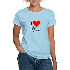 I Love Jules Verne T-Shirt