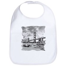 Golden Gate Bridge Bib