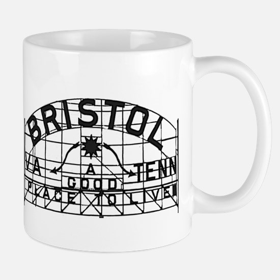 Bristol Sign Mugs
